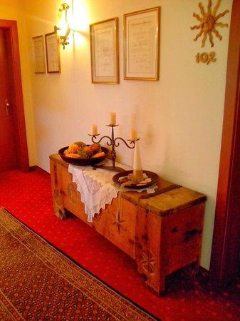 Hotel Schennerhof: interno