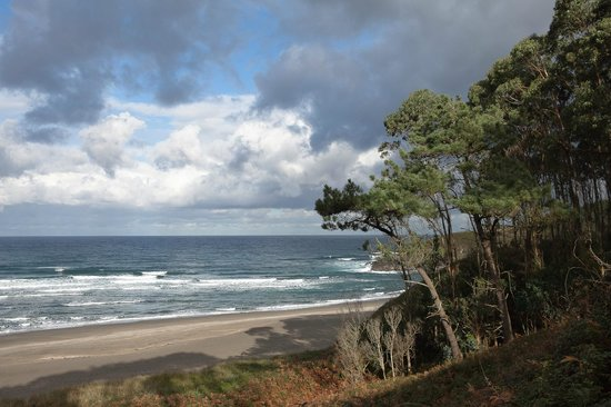 Hotel Pleamar: Playa de Frejulfe