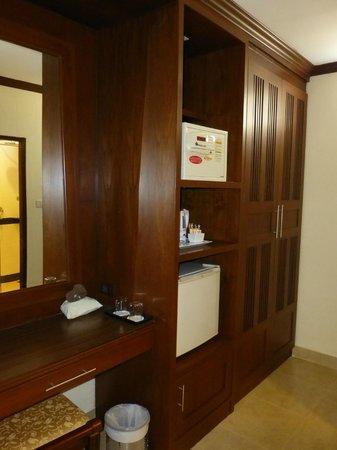 Thai Garden Resort: Zimmer
