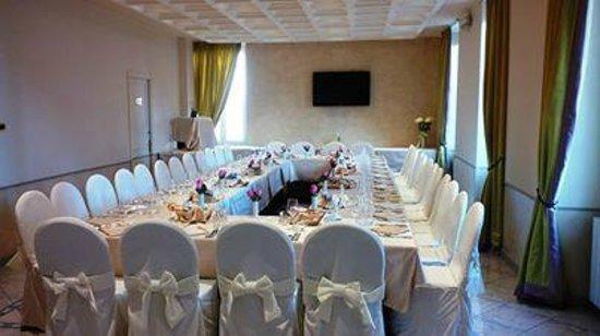 Saletta privata per cene e convegni - Picture of Hotel Belsoggiorno ...