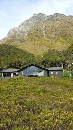 Routeburn Track Hiking Tour - New Zealand Breeze: Lake McKenzie lodge