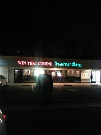 Win Thai Cuisine Restaurant