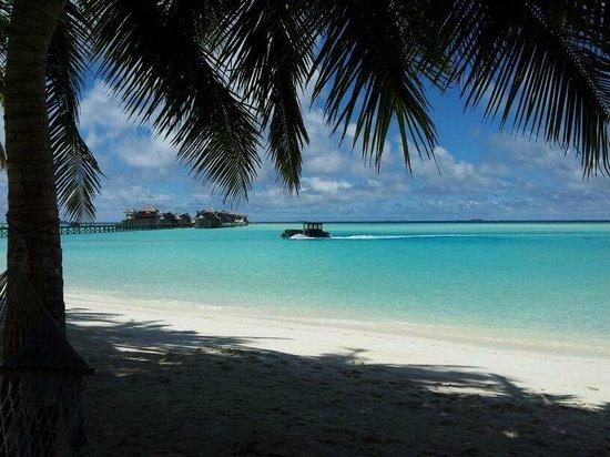 Gili Lankanfushi Maldives: great beach