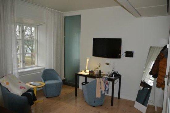 Hotel Skeppsholmen : CHAMBRE VUE MER