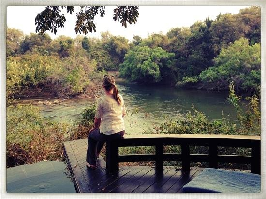 Royal Chundu Luxury Zambezi Lodges: another gorgeous view