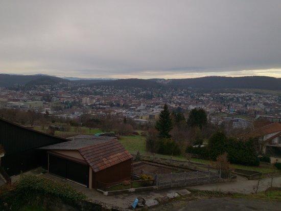 Gasthaus Maien: Aussicht vom Balkon