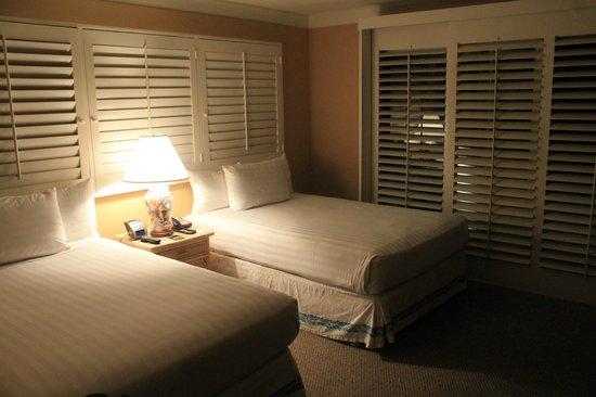 Royal Lahaina Resort : Twin beds