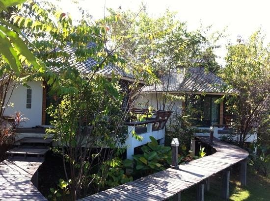 Kuad Khon Thoe Pai Cottage: The Cottages