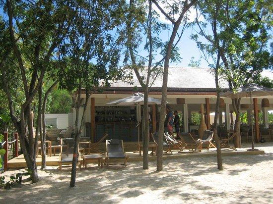 Catherines Cafe: vue de la terrasse