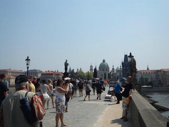 Hotel Ametyst Prague: pont st charles