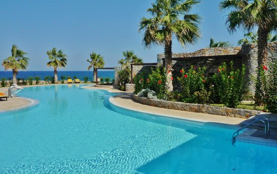 Ikaros Beach Resort & Spa: Relaxpool