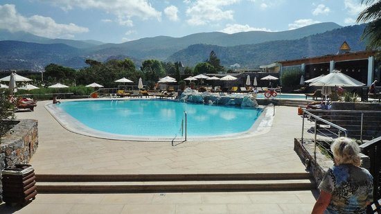 Ikaros Beach Resort & Spa: Hauptpool