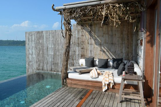 Song Saa Private Island: Overwater villa