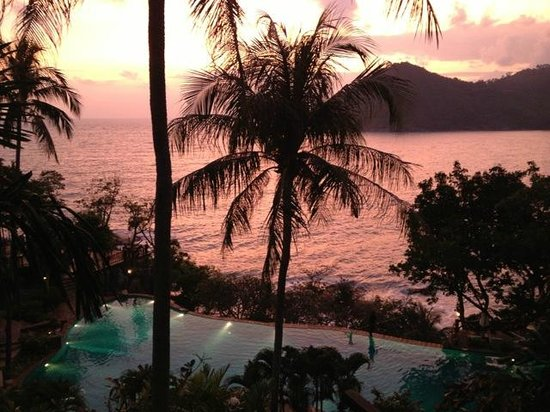Panviman Resort - Koh Pha Ngan : It's worth getting up with the sun!