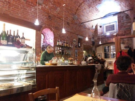 Osteria Baralla : local