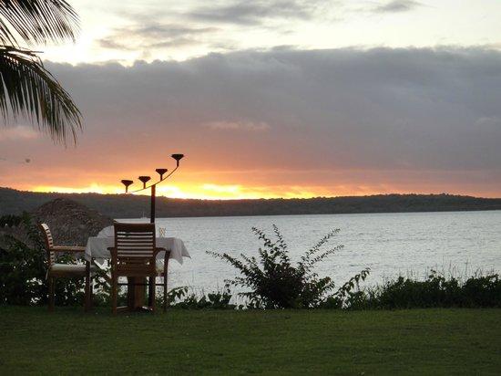 The Havannah, Vanuatu: Dining