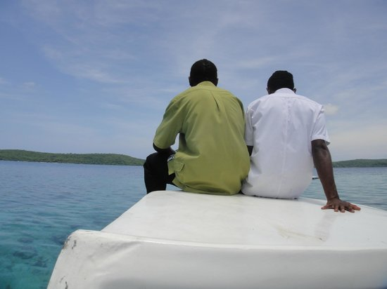 The Havannah, Vanuatu : Going to Moso