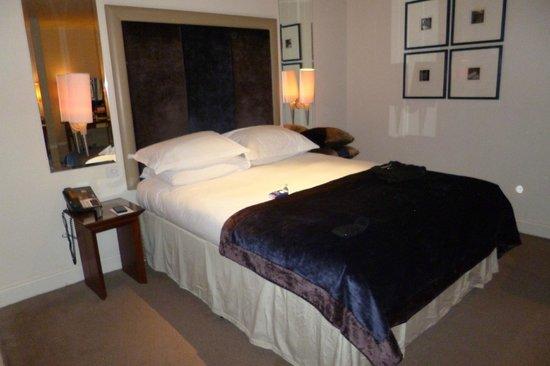 Malmaison Hotel Edinburgh : Detalles muy cuidados