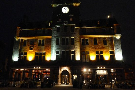 Malmaison Hotel Edinburgh : Un Hotel con mucho encanto