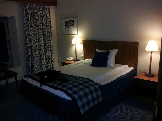 Radisson Blu Airport Hotel, Oslo Gardermoen : Seng