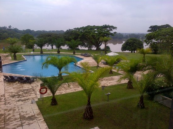 Lubumbashi, Republik Demokratik Kongo: Lake view