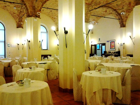 Villa Fiorita Hotel : Sala da pranzo