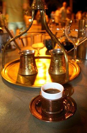Petite fleur : Greek Coffee