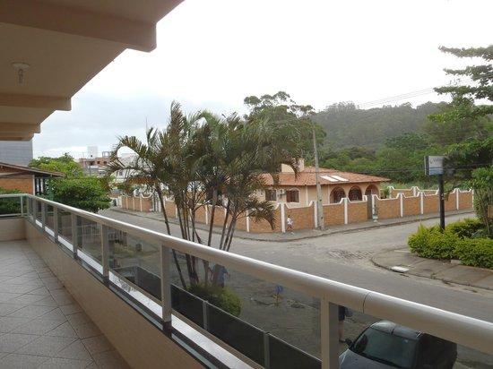 Tropicanas Apart Hotel: Vista do Apartamento