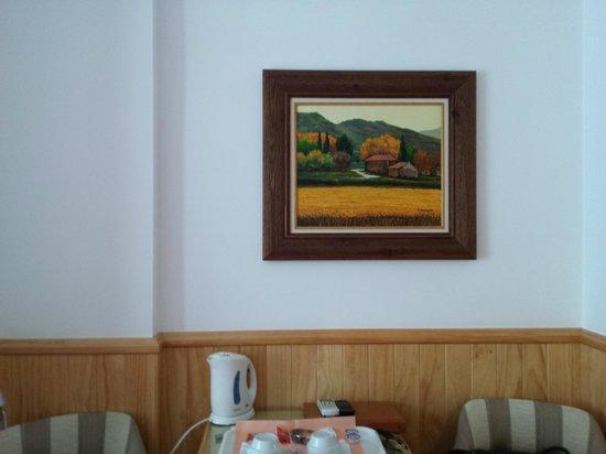 Hotel Casa Rosa : Room