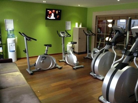 Apartamentos Pierre & Vacances Premium L'Amara: gym