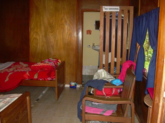 Mountain Oasis Resort (ecological lodges): Twin beds