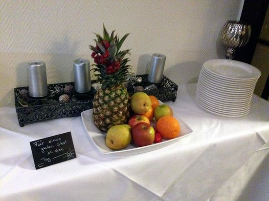 Hotel Am Markt: Frühstück