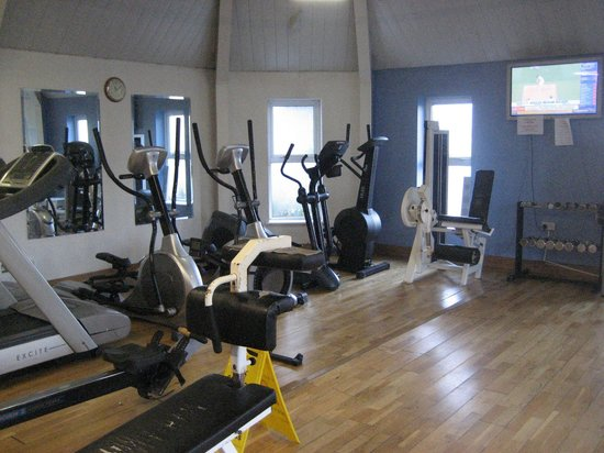 Jackson's Hotel Conference and Leisure: Gym