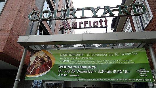 Courtyard Bremen: Hotel