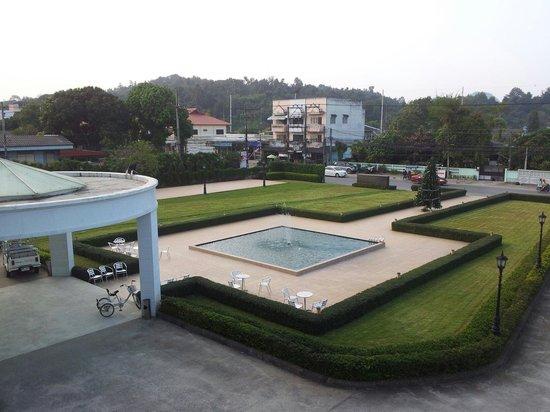 La Vie En Rose Hotel : Room view
