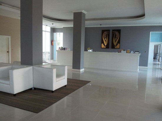 La Vie En Rose Hotel : Lobby