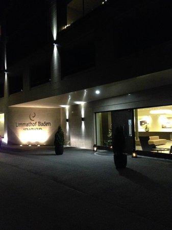 Limmathof Baden Hotel & Spa : The Hotel