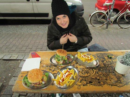 BBI - Berlin Burger International: goduria!