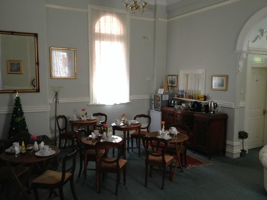 Fremantle Bed and Breakfast: Dining area