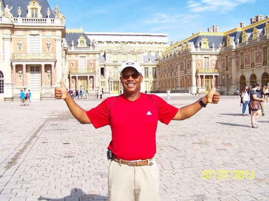 Paris Trip: Paris! Versailles day tour!