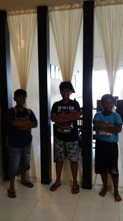 Bayu Marina Resort: Kids at Bayu