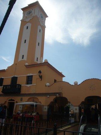 Mercado Municipal Nuestra Senora de Africa : Mercado