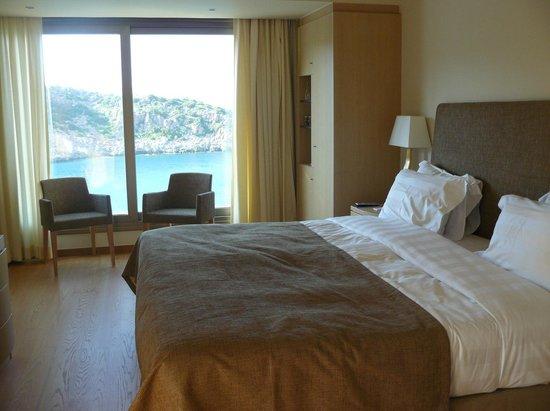 Daios Cove Luxury Resort & Villas : номер