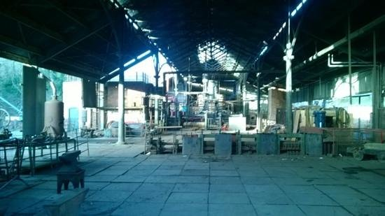 Ironbridge Gorge Museums: iron works