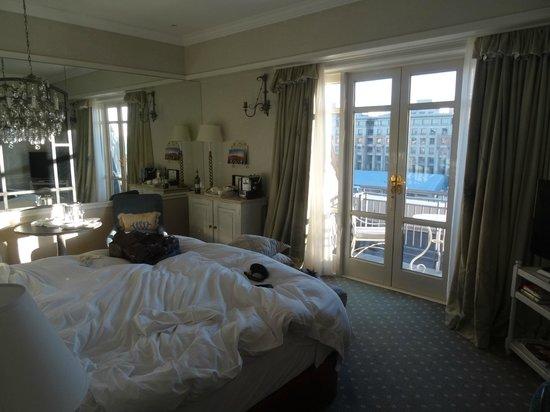 Cape Grace: Room view