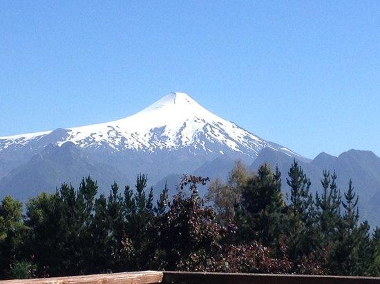 """Mirador los Volcanes Lodge & Boutique : """"our' Volcan"""