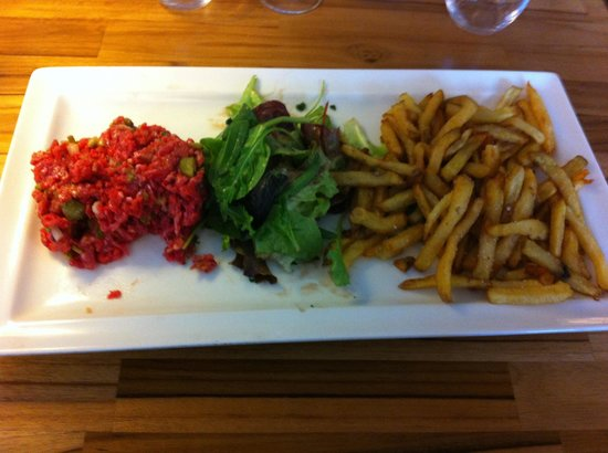 Barbeque : Tartare