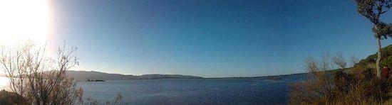 Laguna di Orbetello: la laguna