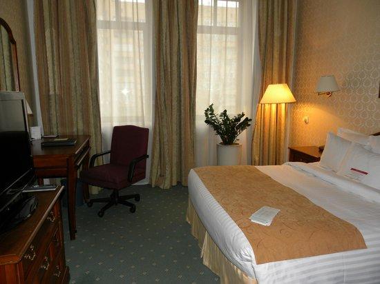 Moscow Marriott Tverskaya Hotel : Полулюкс