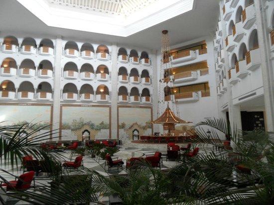 Hotel Palace Oceana Hammamet: lobby